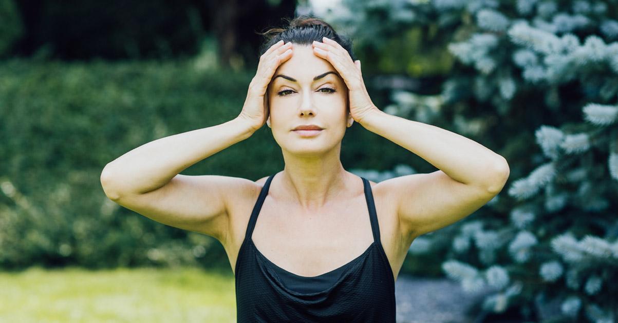 Codzienna rutyna – ćwiczenia twarzy
