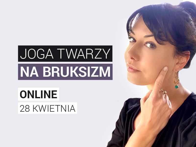 Bruksizm – warsztaty online
